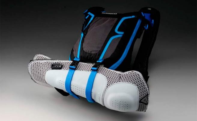 Shimano 2015: Nueva mochila Unzen 4 Enduro (U4E)