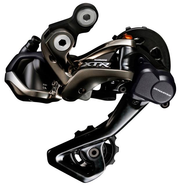 Shimano XTR Di2: El primer grupo electrónico para bicicletas de montaña ya está aquí