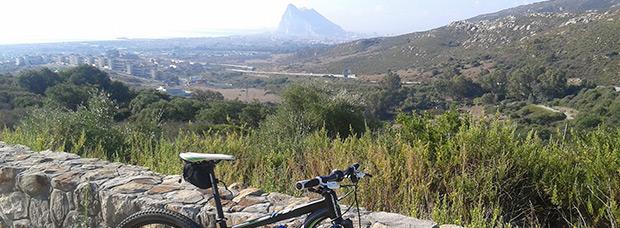 La foto del día en TodoMountainBike: 'Desde Sierra Carbonera'