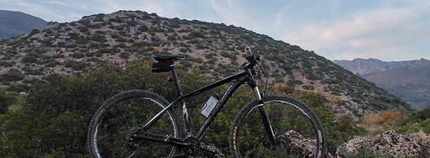 La foto del día en TodoMountainBike: 'La Sierra de Carcabuey'