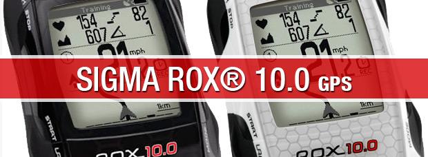 Sigma ROX 10.0: Un GPS de altas prestaciones y múltiples funcionalidades