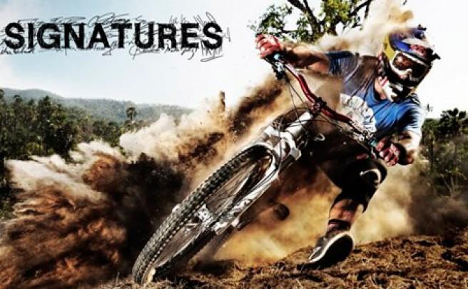 'Signatures', un increíble documental sobre la forma de vida de algunos de los mejores Mountain Bikers del mundo