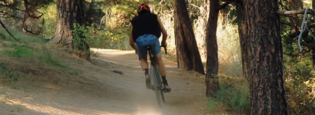 Practicando Ciclocross a piñón fijo con Adam Craig y su Giant TCX SLR Limited Edition