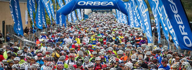 Video: La Orbea Monegros 2013, en números