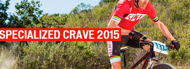 Specialized Crave 2015: Una bicicleta para empezar a competir de forma seria
