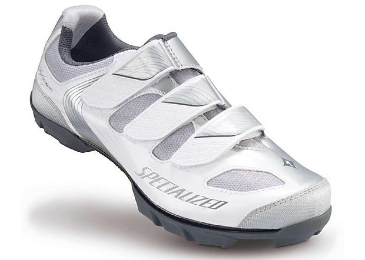 """Women""""s Riata: Las nuevas zapatillas de Specialized para mujeres ciclistas"""