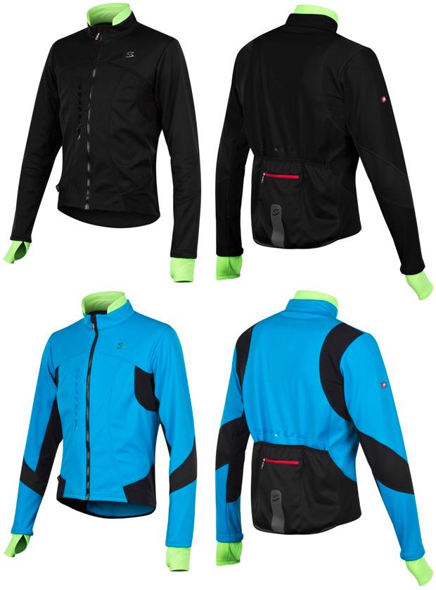 Spiuk Elite Plus y Spiuk Elite Pro, las nuevas chaquetas de invierno de la firma española