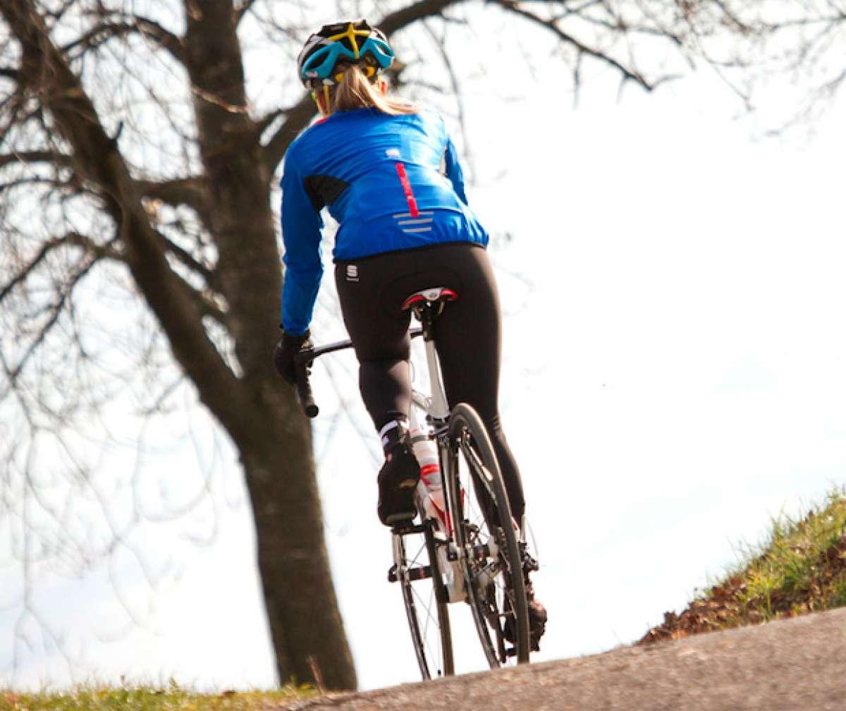 Sportful Fiandre Light WS, la chaqueta de invierno más ligera de la firma italiana