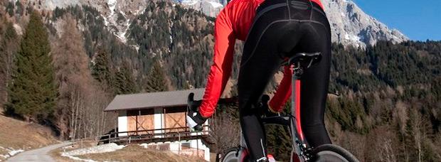 Gruppetto, el nuevo culotte térmico de Sportful para la temporada otoño-invierno