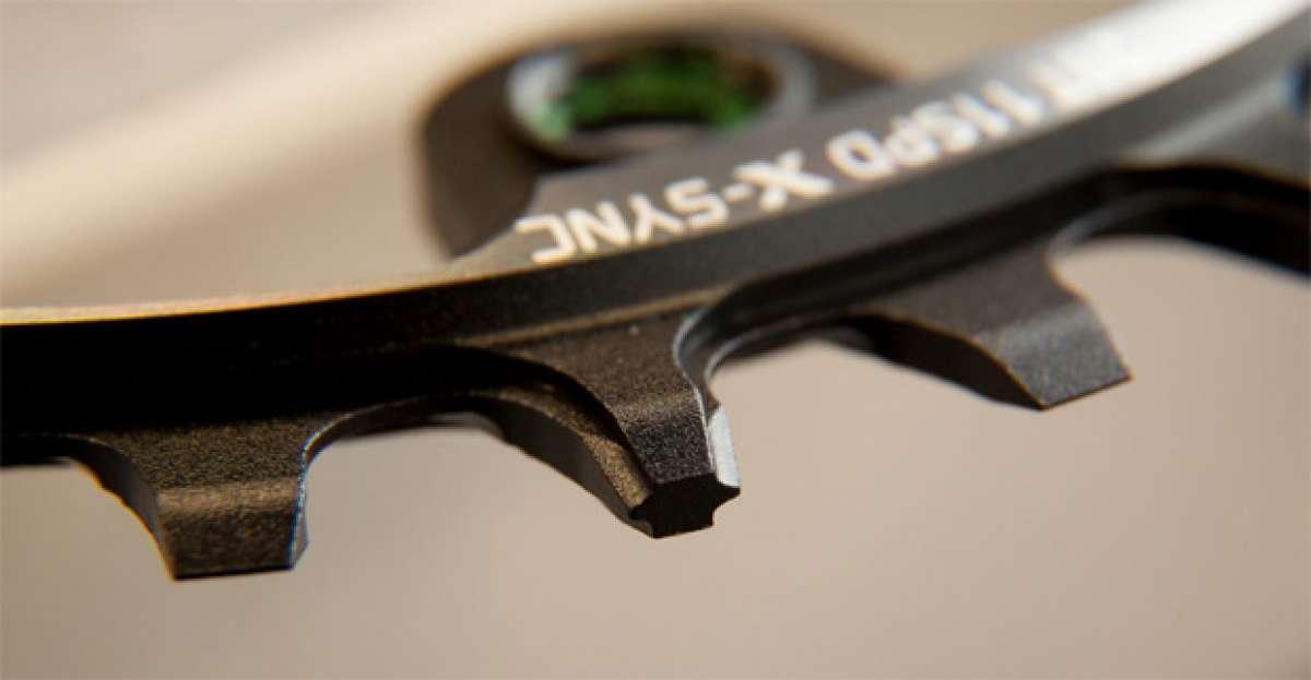 Nueva licencia de uso para los platos X-SYNC de SRAM