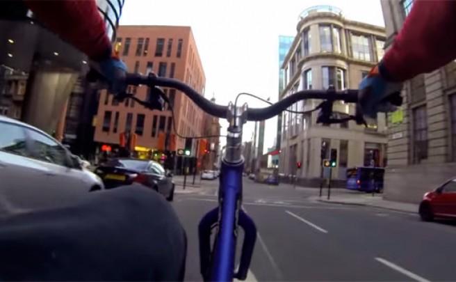 Sunday Ride: Un paseo 'de domingo' por las calles de Glasgow con Danny MacAskill