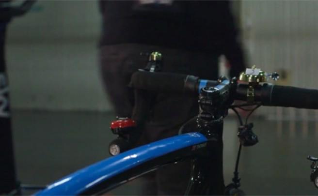 La original y 'musical' felicitación navideña del equipo ciclista Team Sky