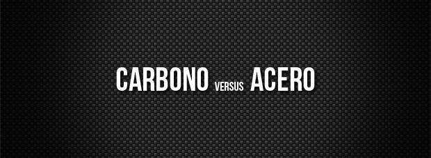 Prueba de resistencia de la fibra de carbono versus el acero. ¡Muy interesante!