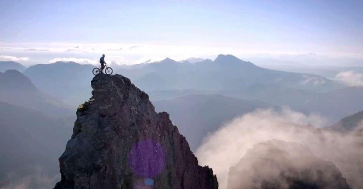 The Ridge, la última aventura de Danny MacAskill en Escocia
