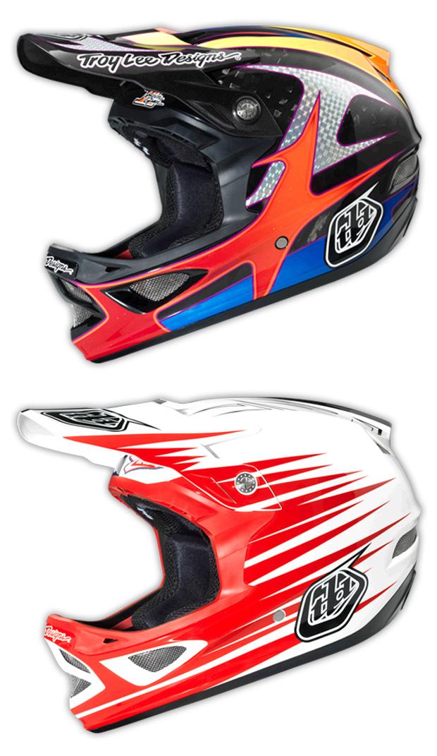 Troy Lee Designs 2014: Nueva gama de cascos con ediciones firmadas de Cam Zink y Aaron Gwin incluidas