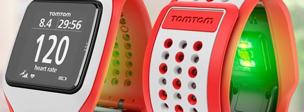 TomTom Multi-Sport Cardio: Un nuevo reloj GPS inteligente con pulsómetro integrado