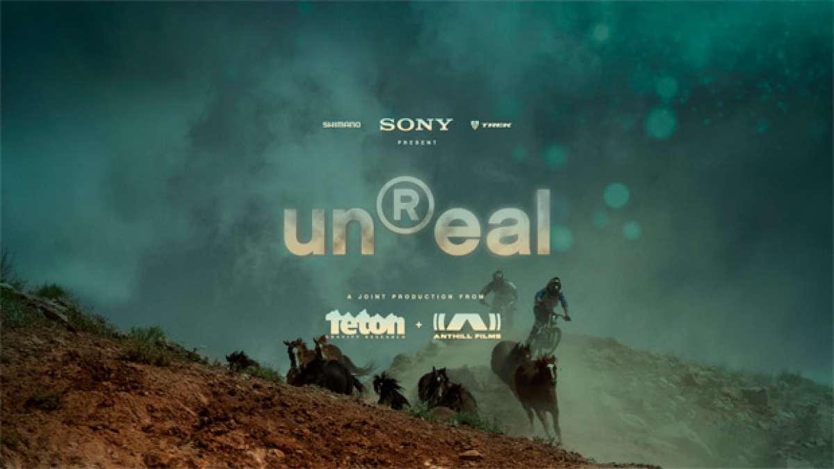 Trailer de unReal, un apasionante film sobre Mountain Bike que llegará el próximo verano
