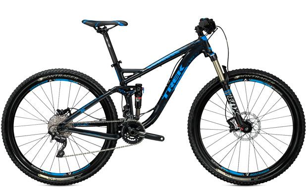 ¡Ya están aquí! Las nuevas Trek Fuel EX de 27.5 pulgadas para la temporada 2015