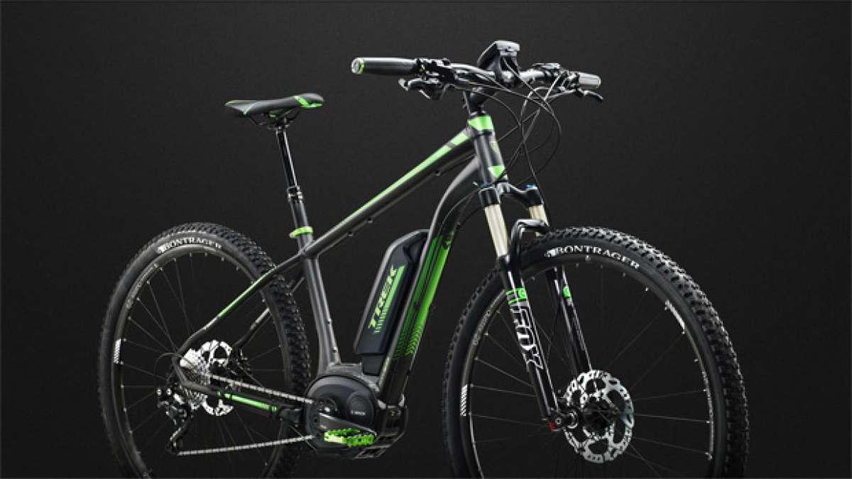 Trek Powerfly+ de 2014: Una bicicleta eléctrica para subir paredes