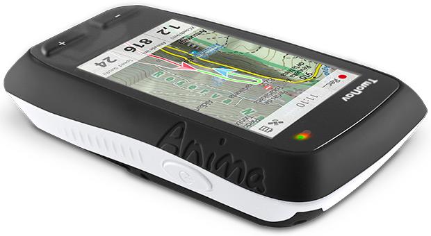 Nuevo TwoNav Anima+, ahora compatible con sensores ANT+