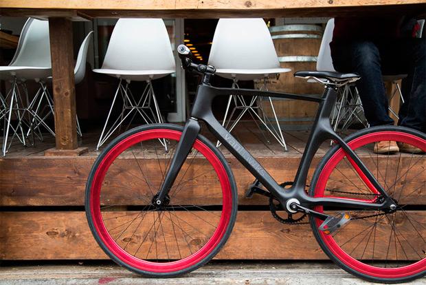 Vanhawks Valor: La bicicleta inteligente del futuro que ya está aquí