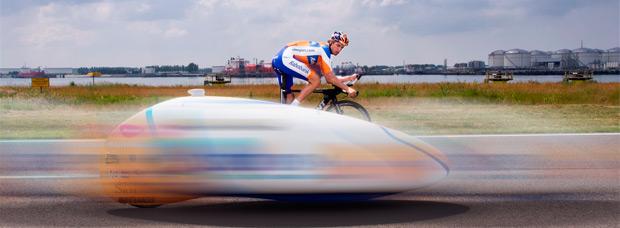 VeloX 3, una aerodinámica bicicleta capaz de alcanzar los 133,78 kilómetros por hora