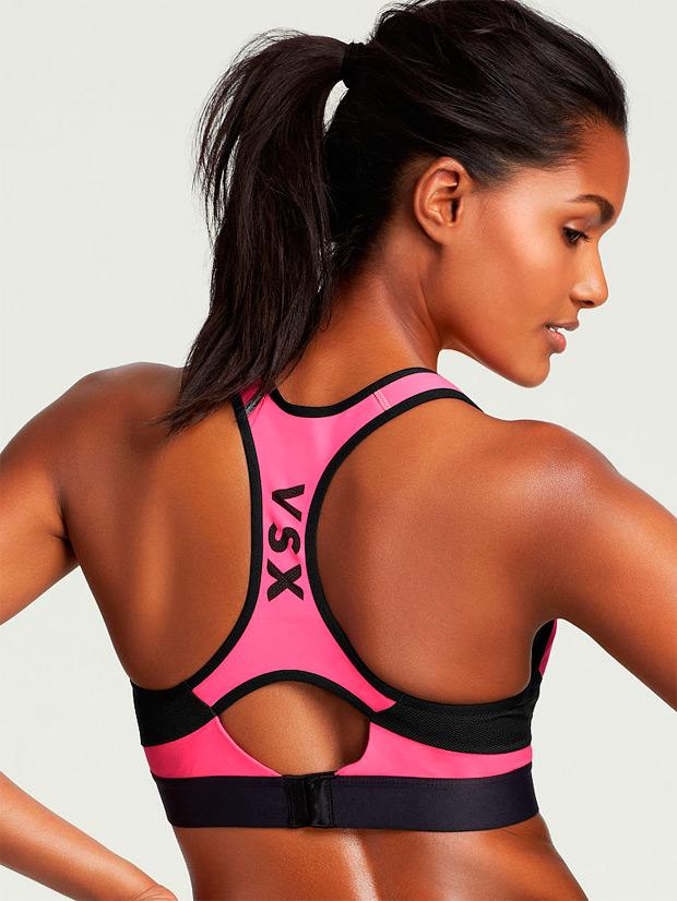 Los nuevos sujetadores deportivos de Victoria's Secret, con electrodos de frecuencia cardíaca integrados