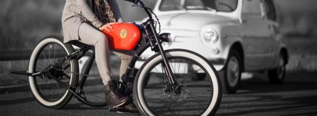 Las bicicletas eléctricas de Oto Cycles en acción