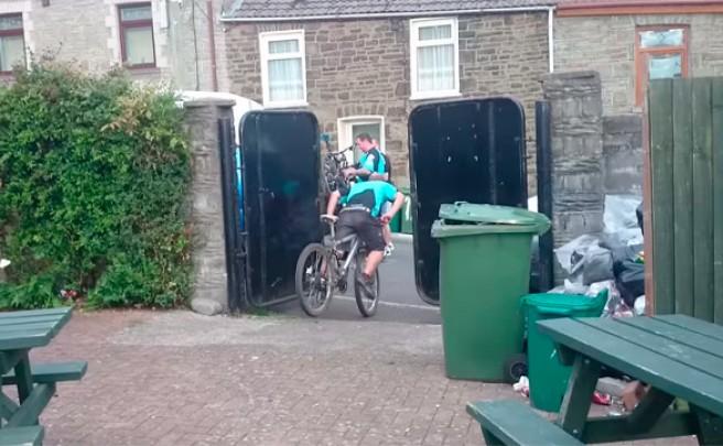 ¿Bicicletas y alcohol? Una dolorosa combinación