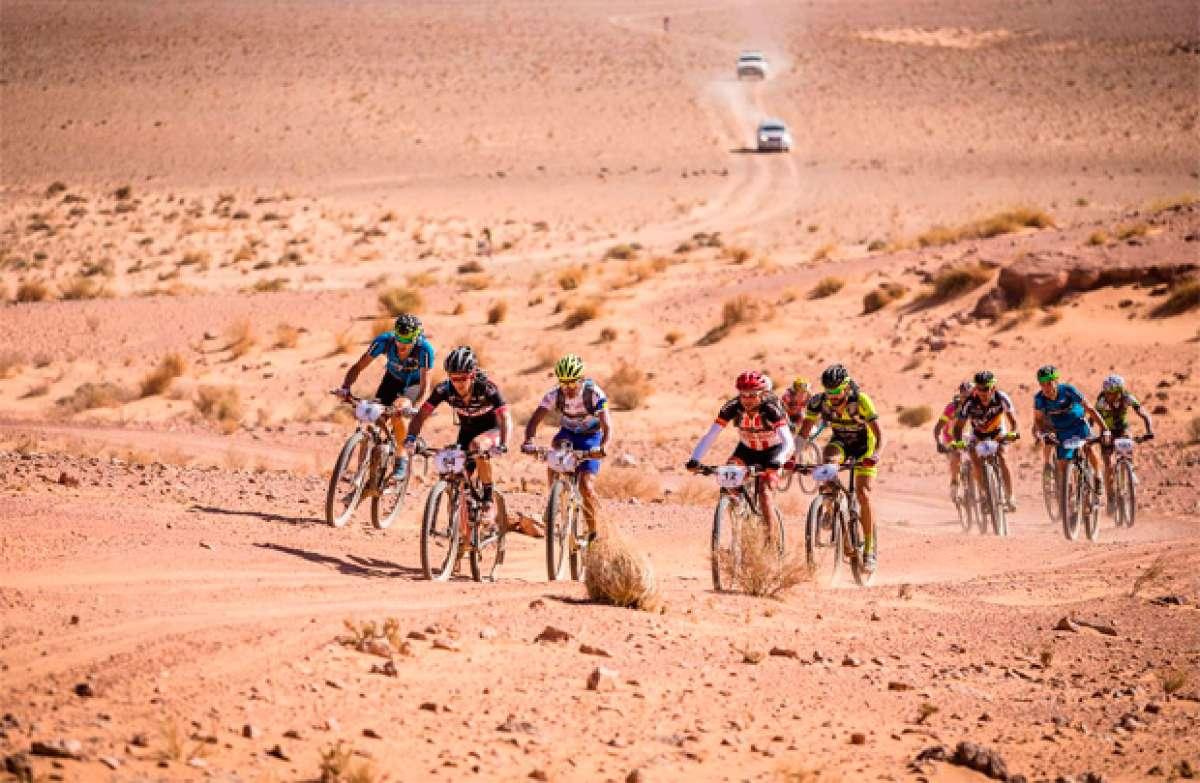 Titan Desert by Garmin 2014: 25 minutos de aventura por el desierto marroquí