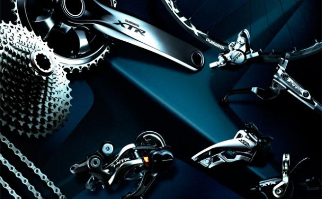 Todos los secretos del nuevo grupo Shimano XTR M9000 de 2015