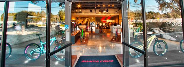 Visita virtual a la factoría de Santa Cruz Bicycles en California