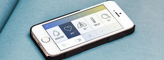 Wello, una carcasa para iPhone que monitoriza nuestras constantes vitales