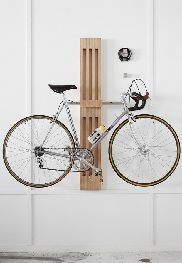 Los exclusivos soportes de pared para bicicletas de Work Shop Studio