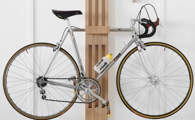 Los exclusivos soportes de pared para bicicletas de Work Shop Studio