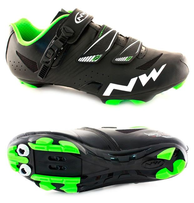 Las nuevas zapatillas de Northwave para ciclistas de montaña de 2014