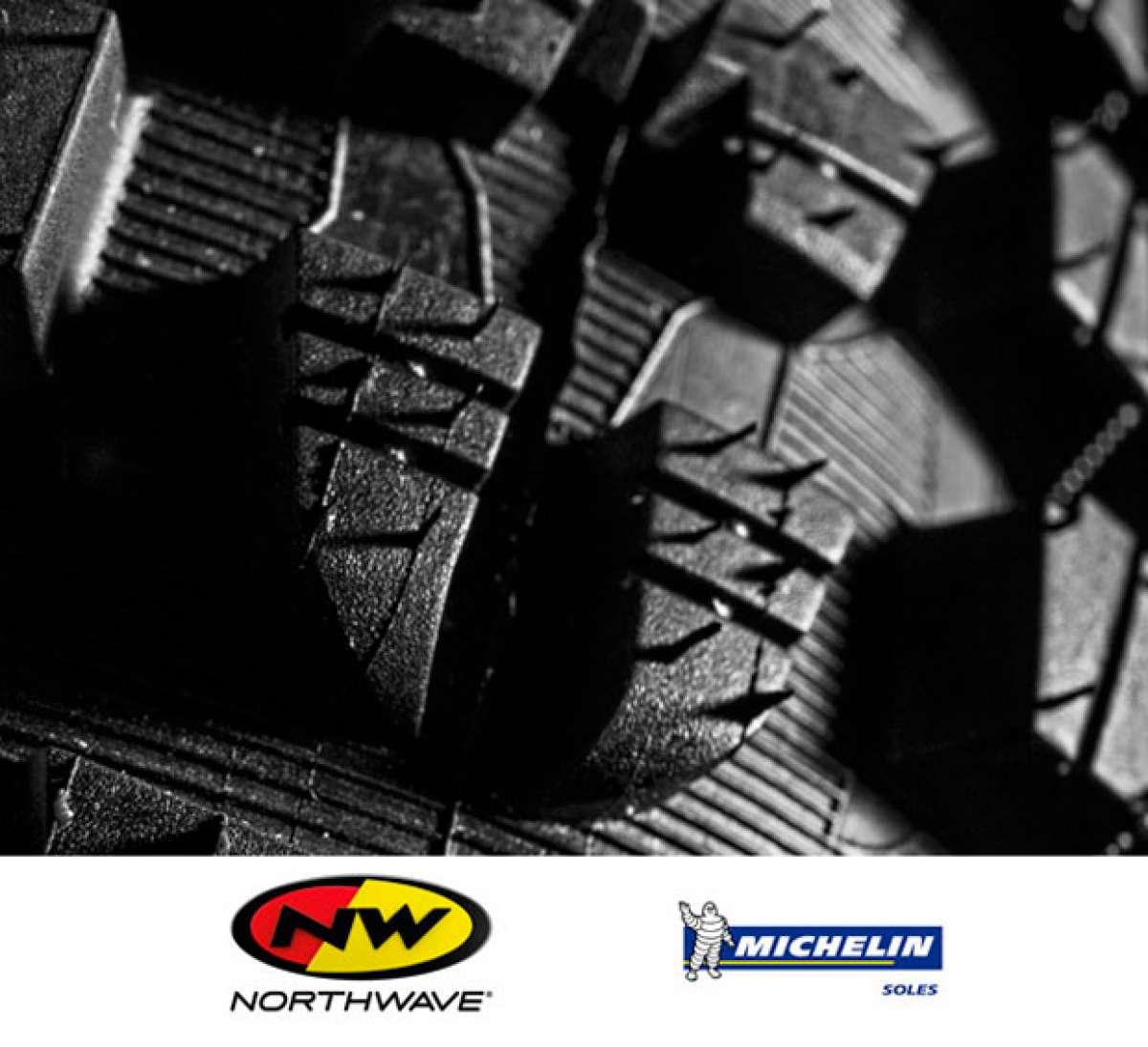 """Northwave y Michelin anuncian un proyecto de colaboración. ¿Unas zapatillas con suela Wild Rock""""R en camino?"""