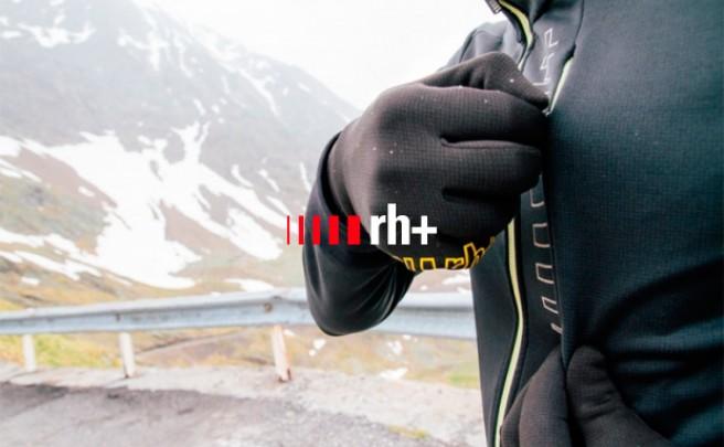 RH+ Beta: Nueva equipación invernal con tejido Polartec Windbloc