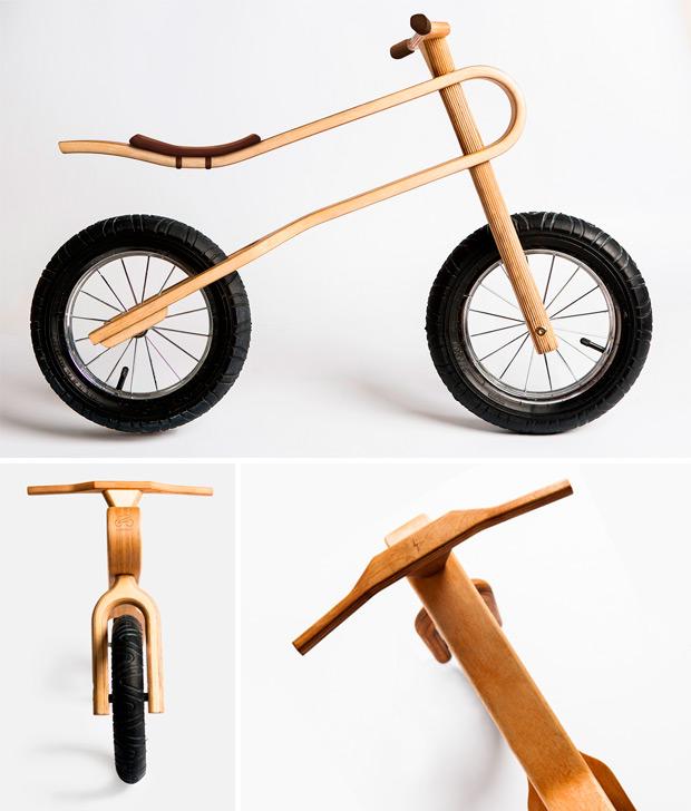 En TodoMountainBike: ZumZum Balance, una interesante bicicleta infantil con suspensión 'natural' de serie