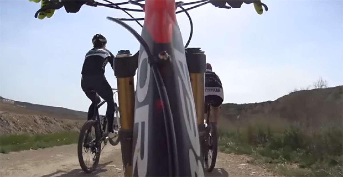 Doce planos para grabar en vídeo nuestras aventuras ciclistas