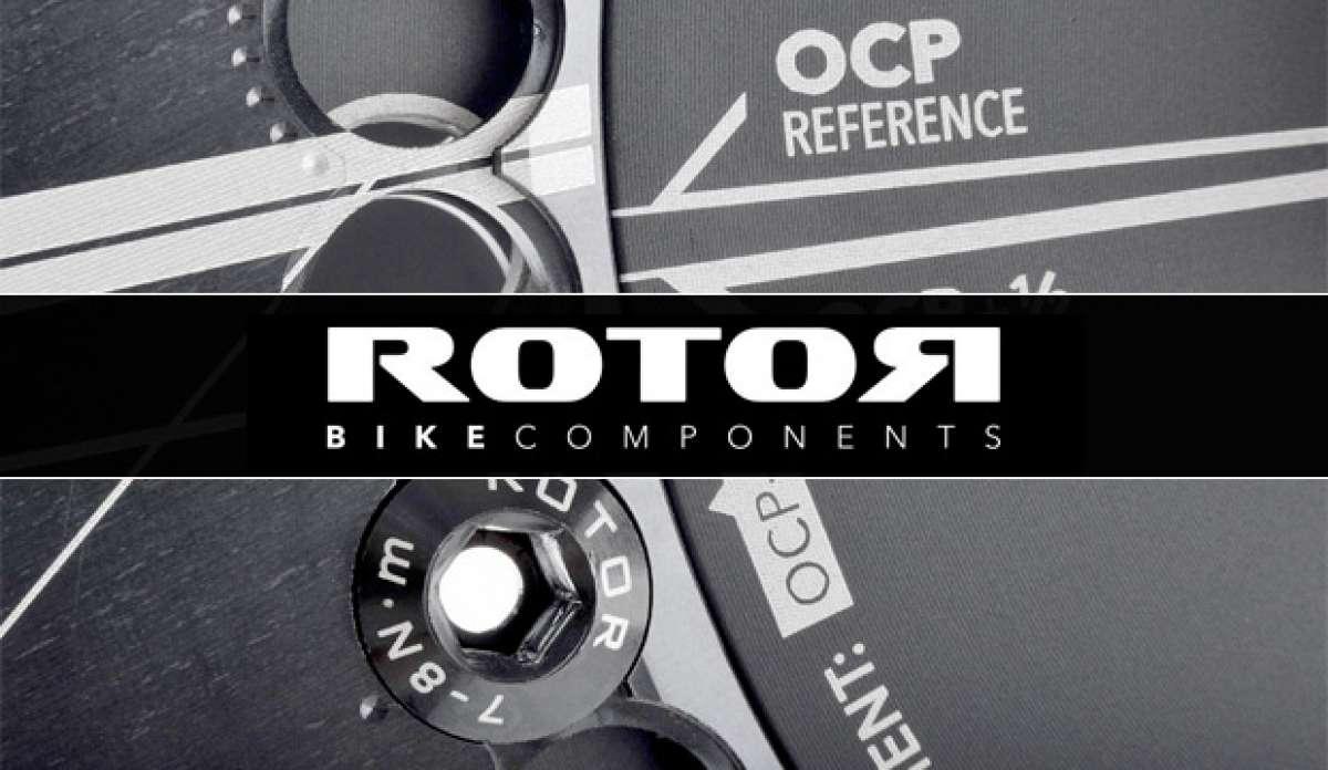 Los platos ovales Q-Ring de Rotor, ahora con 30 días de prueba incluidos