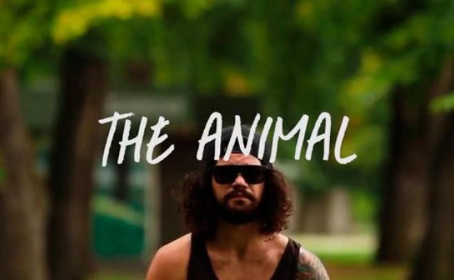 Ace Hayden, un auténtico 'animal' sobre los pedales