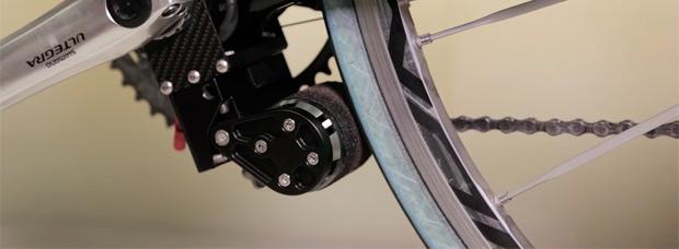 Add-E, un kit de conversión eléctrico para bicicletas muy interesante