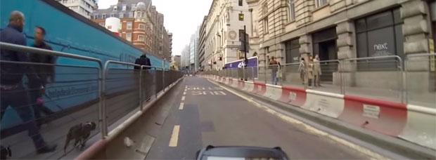 La impaciencia de los conductores, el mayor peligro para los ciclistas