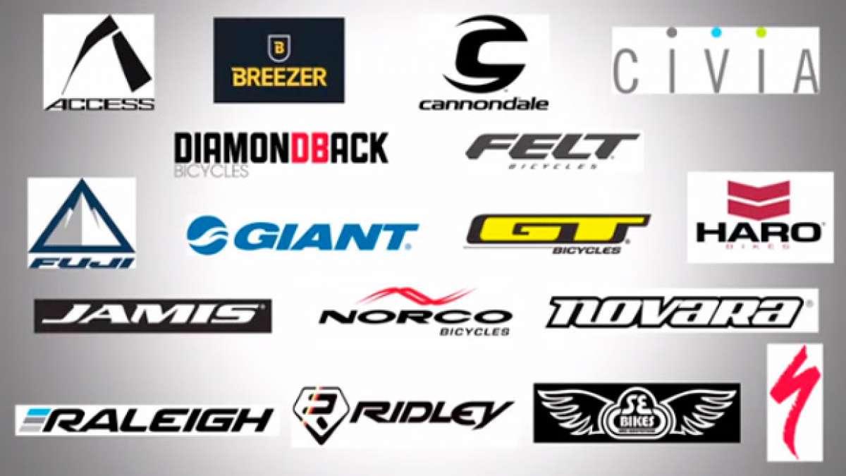 Llamada a revisión por cierres rápidos 'peligrosos' en bicicletas de Specialized, Giant, GT, Jamis, Cannondale, Norco, Fuji, Felt, DiamondBack, Access, Breezer, Civia, Haro, Novara, Raleigh, Ridley y SE Bikes