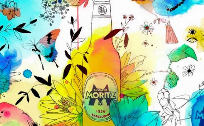 Aigua de Moritz, una deliciosa cerveza sin alcohol ideal para deportistas