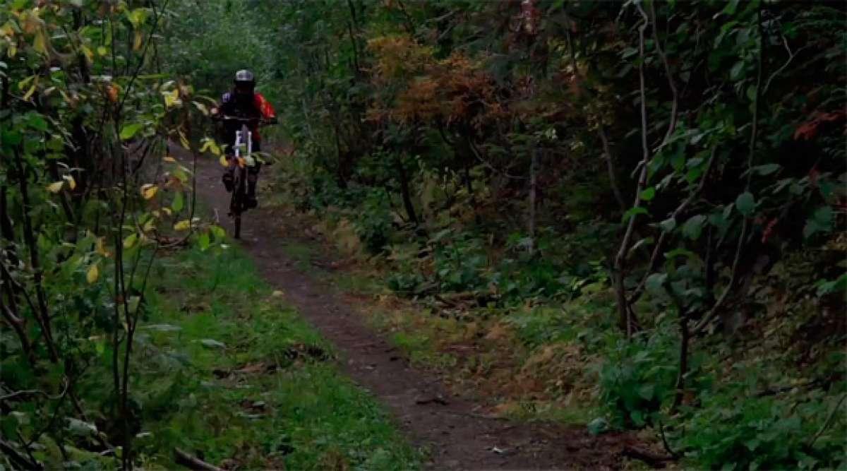 """Video: """"AllRide at Retallack"""" o cómo rodar a mucha, mucha velocidad por el monte"""