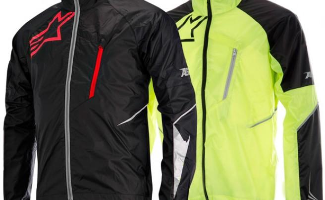 Alpinestars Sirocco, una interesante chaqueta cortaviento de alto rendimiento