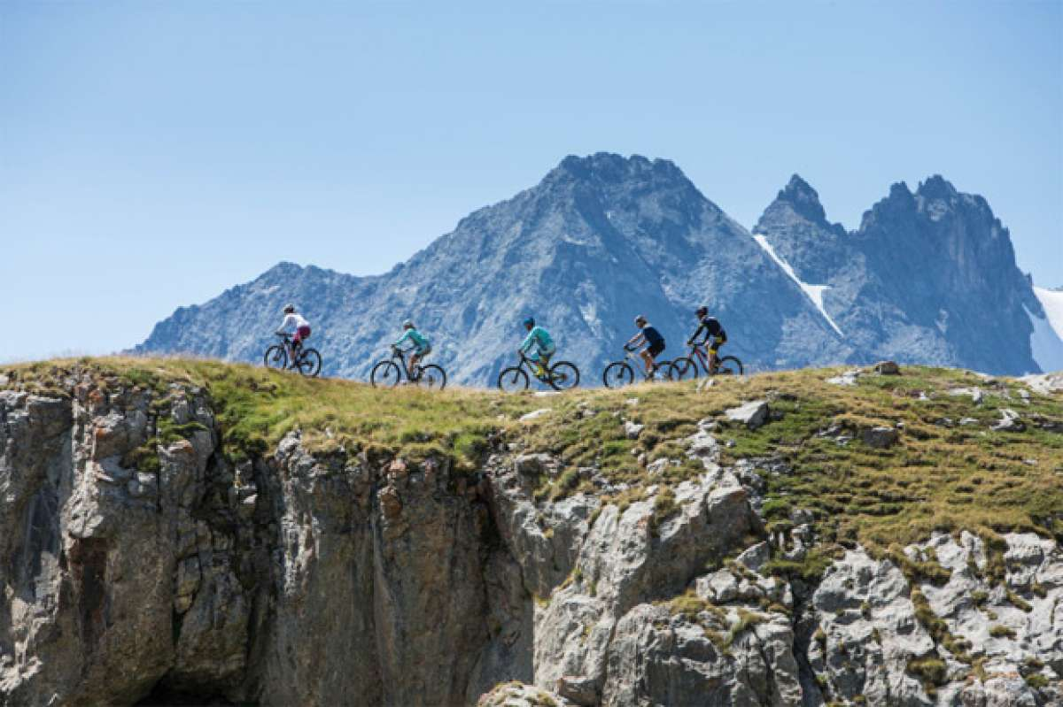 Alps Epic 2016, una nueva competición por etapas para bicicletas de montaña en los Alpes franceses