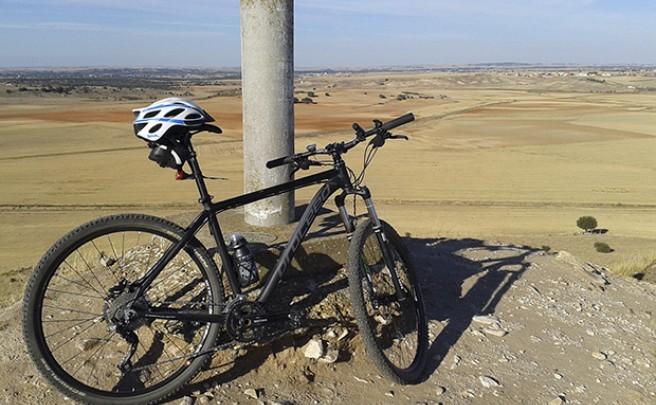 La foto del día en TodoMountainBike: 'Alto del Arapil Grande'